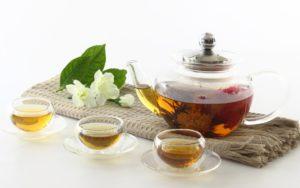 имбирный чай похудение