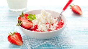 ешь творог, чтобы похудеть