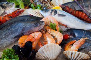 мясо и рыба для иммунитета