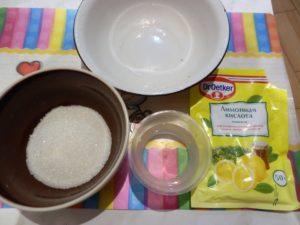 Рецепт сахарной пасты для шугаринга