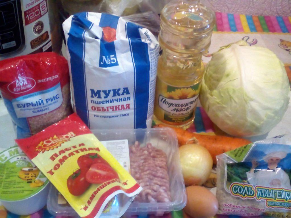 ленивые голубцы рецепт с фото пошагово