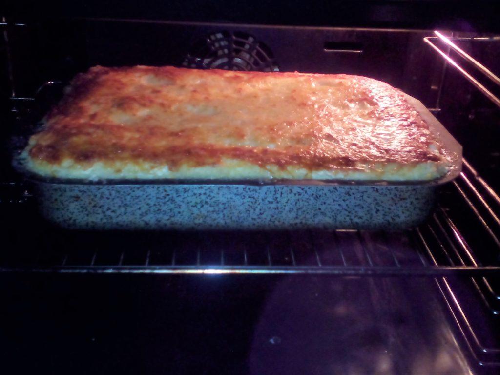 Картофельная запеканка с фаршем в духовке: рецепт с фото пошагово.