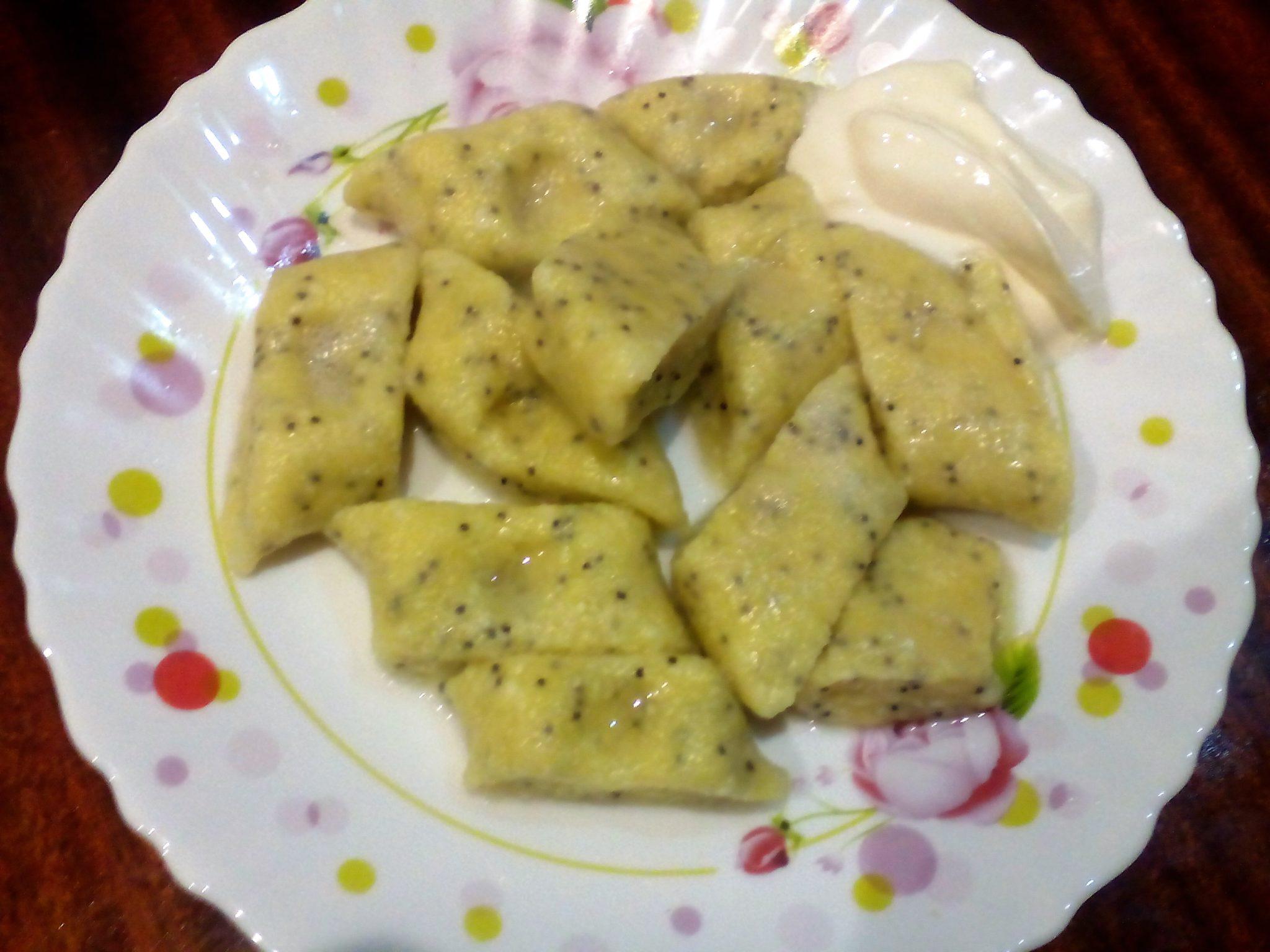 Ленивые вареники рецепт с фото пошагово