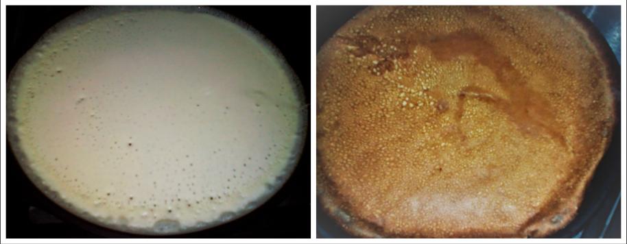 Классический рецепт тонких блинов на молоке пошагово с фото