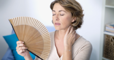 климакс у женщин симптомы возраст лечение