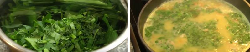 гороховый суп с с копченостями