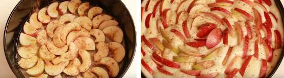 шарлотка с яблоками рецепт с фото пошагово в духовке