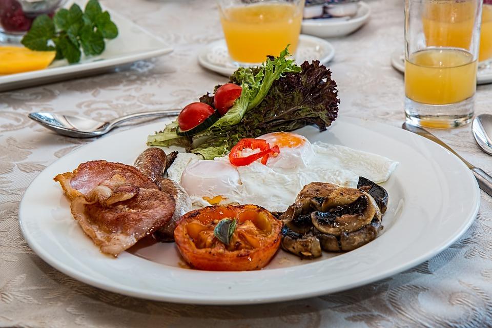 Правильный завтрак для похудения - меню