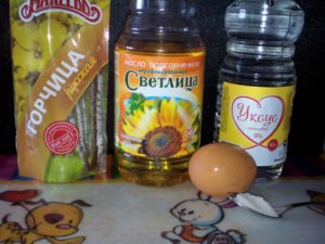 рецепт домашнего майонеза