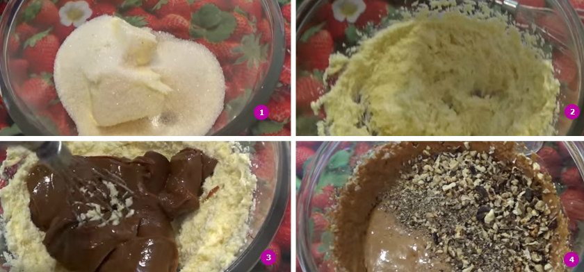 торт из печенья без выпечки
