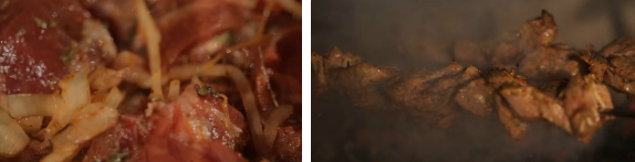 маринад для шашлыка из свинины