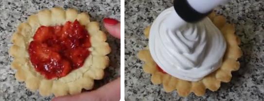 тарталетки с начинкой рецепты с фото самые вкусные