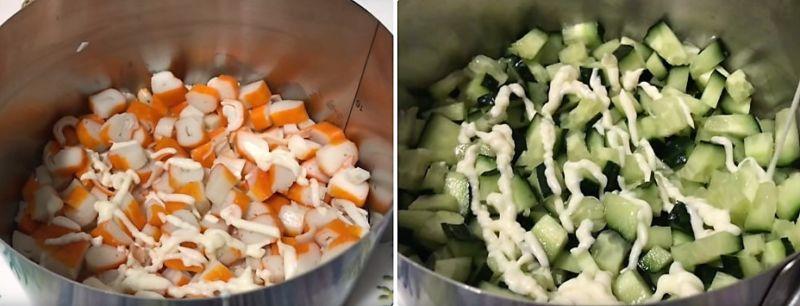 салат на новый год 2019 сметут со стола первым