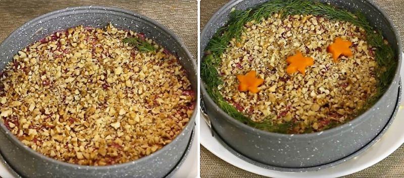 рецепты салатов на новый год 2019 рецепты с фото простые и вкусные