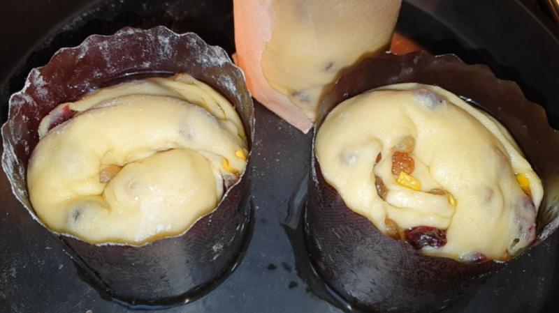 кулич краффин пасхальный рецепт